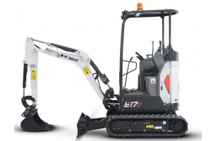 Pelle compacte E17z bobcat