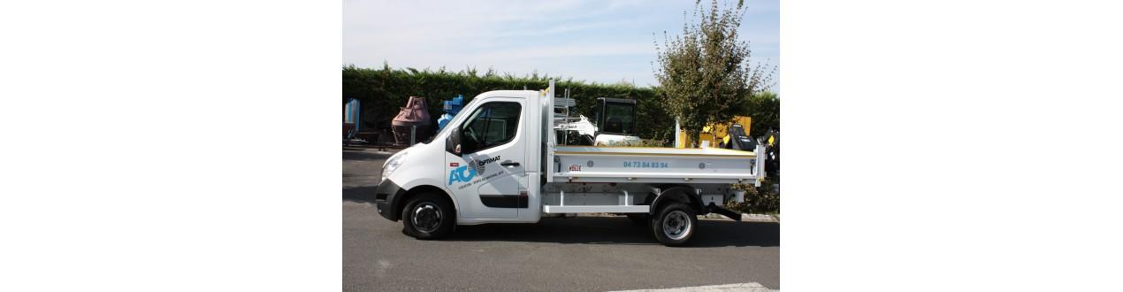 Camions bennes - Chariots industriels